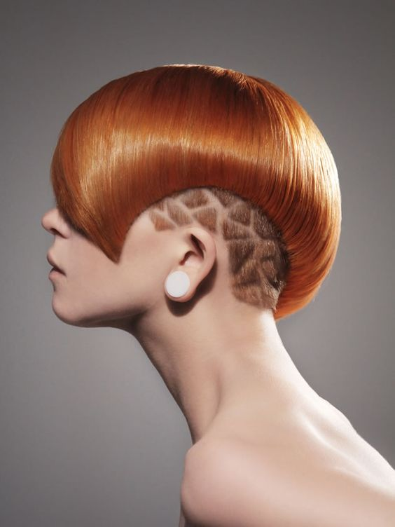 Trend 2014: Install a design in your undercut | Hair: On Trend ...