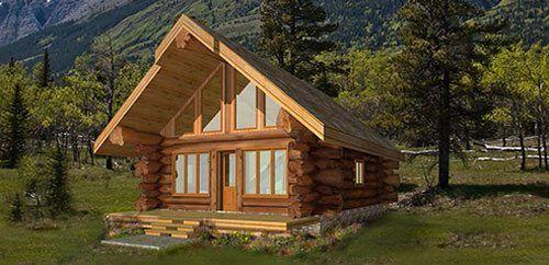 Cedar Log Home Plans Under 1500 Sq Ft Cedar Log Cabins Bc Canada Log Cabin Plans Log Home Plans Cabin Plans With Loft