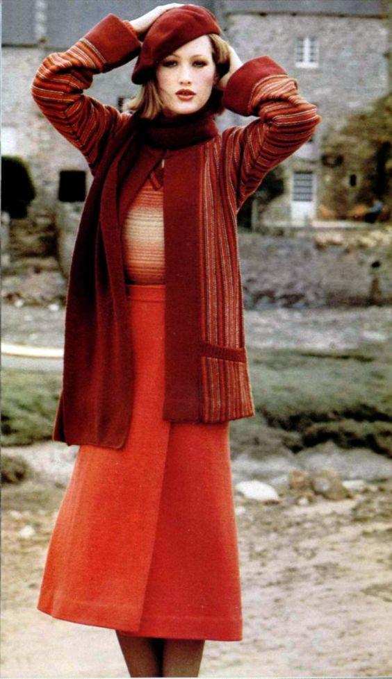 1974 Kenzo. Image via Pinterest.