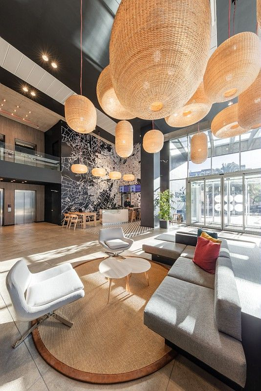 In Chile The Novotel Santiago Providencia Hotel Is Located In One