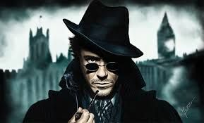 Image result for pics of sherlock holmes