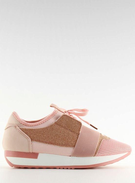 Buty Sportowe Rozowe K1x063 Pink Sklep Kupbuty Com Shoes High Top Sneakers Puma Fierce Sneaker