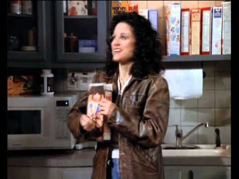 Seinfeld Bloopers - Julia Louis-Dreyfus 1 - YouTube