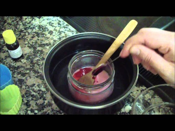 Diy c mo hacer jab n de glicerina hidratante jabones - Formula para hacer jabon casero ...