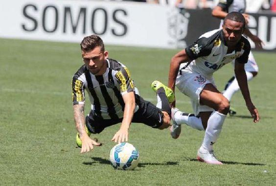 Santos apagado, derrota merecida!