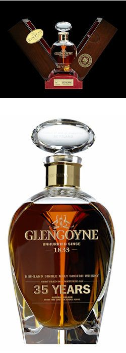 Glengoyne unveils exquisite 35 year old Decanter - 11th November, 2013