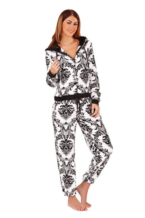 pyjama polaire robe de chambre et robe polaire pour femmes swirl peignoir l fr 44 46. Black Bedroom Furniture Sets. Home Design Ideas