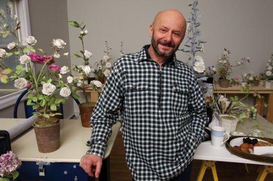 Vladimir-Kanevsky-porcelain-flowers: