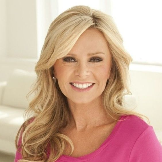Tamra barney, Bangs and To look on Pinterest