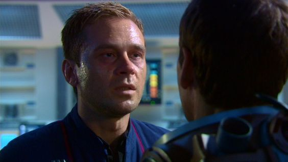 "Enterprise ""Observer Effect"" Season 4 Episode 11"