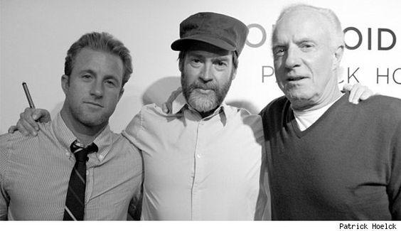 Scott Caan, Patrick Hoelck, James Caan - Polaroid Hotel