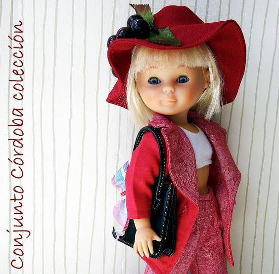muñeca nancy Córdoba
