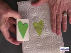 """MAKE YOUR OWN STAMPS! supplies: Aleene's turbo tacky glue, craft foam and foam board (1/4"""" thick)    draw design onto craft foam.  cut out.  cover back with glue and adhere to the foam board."""