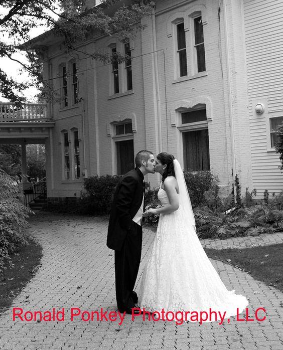 Governors Mansion in Farmington Hills