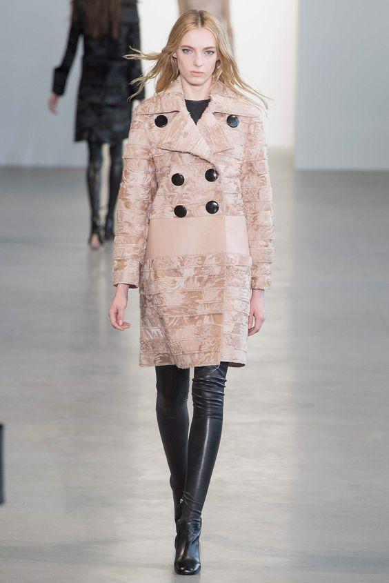 Calvin Klein Collection, Look #4
