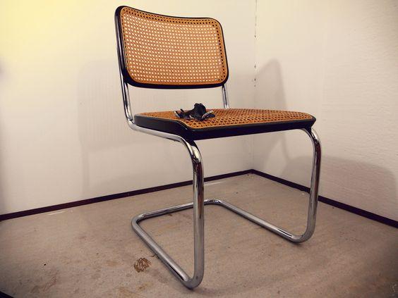Thonet S32 Vintage, Bauhaus, Marcel Breuer von Eight Arms auf DaWanda.com
