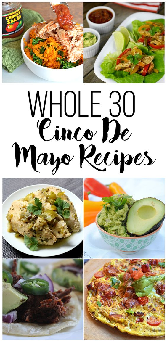 Whole 30 Cinco De Mayo Recipes - Little Bits of...