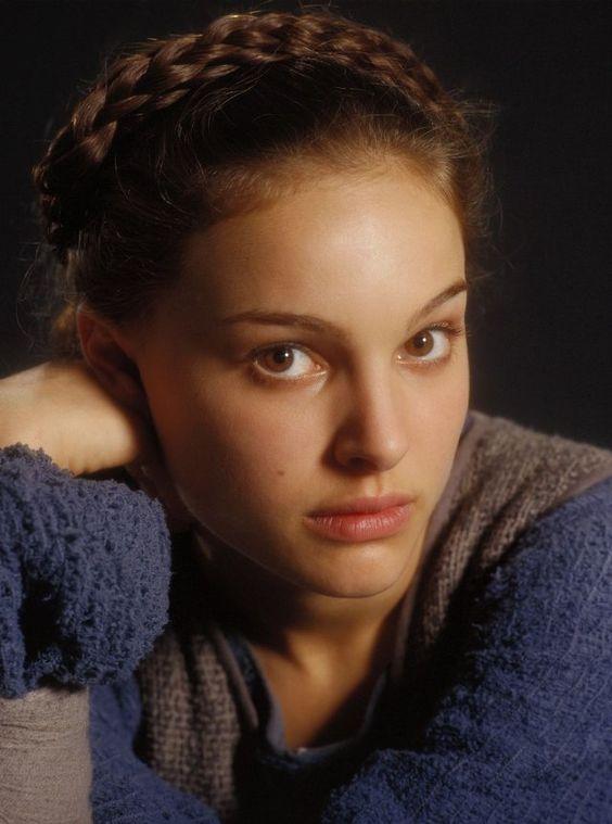 Natalie Portman in Star Wars: Episode I - The Phantom ...