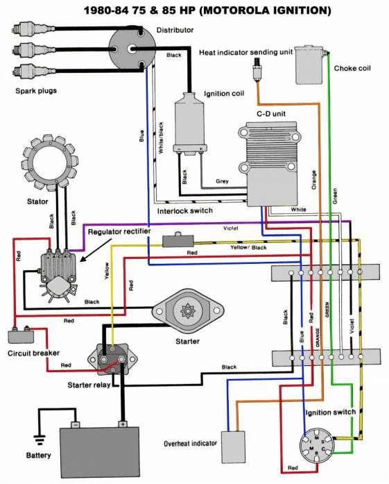 Mercruiser 140 Engine Wiring Diagram And Chrysler Outboard Wiring Diagrams Mastertech Marine Car Alternator Electrical Diagram Tachometer