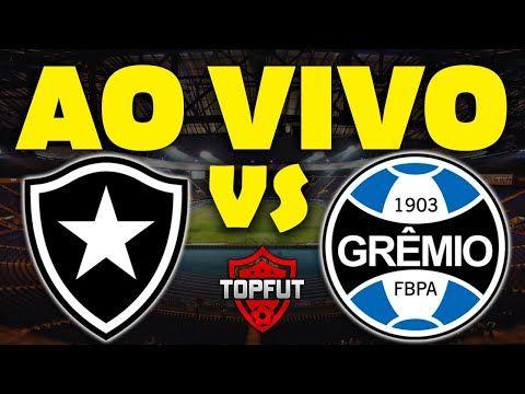 Botafogo X Gremio Ao Vivo Brasileirao Serie A 35ª Rodada Em 2021 Botafogo Gremio Brasileirao