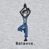 Balance. #LifeisGood #DowhatyouLike