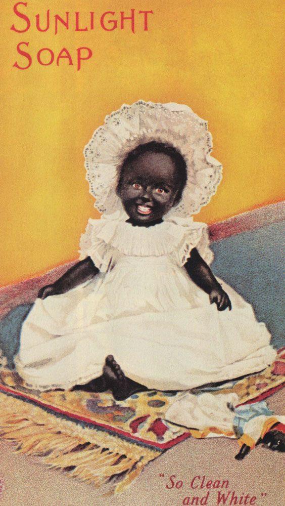 VINTAGE BLACK AMERICANA HAND FAN BARBER SHOP AD HAND FAN