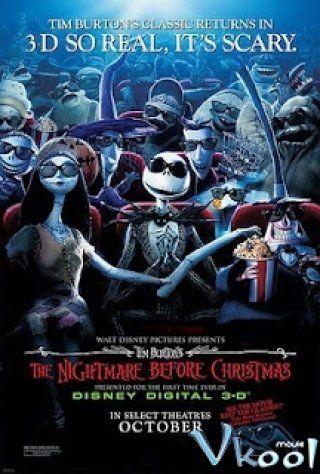 Đêm Kinh Hoàng Trước Giáng Sinh - HD