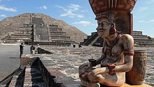 DIOSES DE TEOTIHUACAN: Lista completa, caracteristicas y leyendas |  Teotihuacán, Dioses, Dioses antiguos