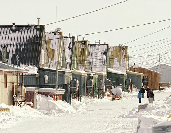 iqaluit nunavut- nova inn hotel