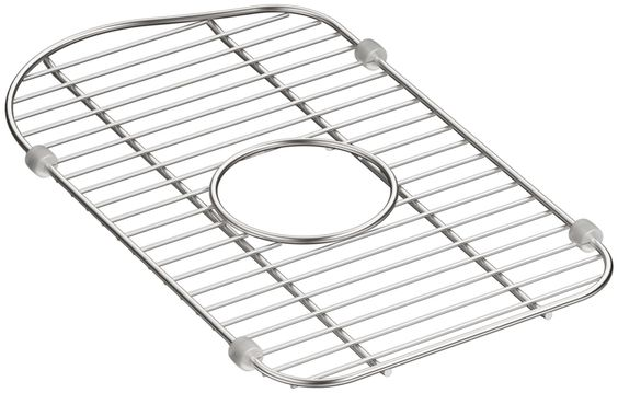 Staccato Stainless Steel Small Sink Rack