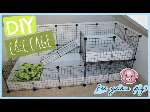 Pinterest the world s catalog of ideas for Hamster bin cage tutorial