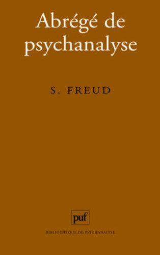 Abrégé de psychanalyse de Sigmund Freud http://www.amazon.fr/dp/2130444423/ref=cm_sw_r_pi_dp_gVcEwb0FH22RE