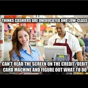 21 Struggles Everyone Who's Worked As A Cashier Will Recognize- BuzzFeed