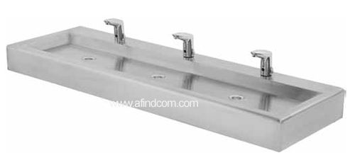 Commercial Triple Bowl Or 3 Bay Hand Wash Station For Factories Food Processing Plans Made From Industrial Hygienic 1 2mm Grade Hand Washing Wash Basin Wash