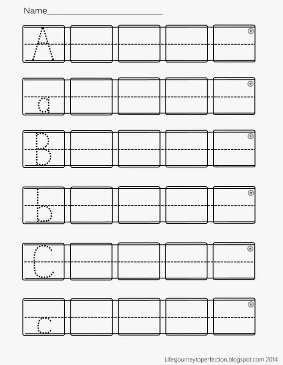 Worksheets Abc Writing worksheets writing and on pinterest lifes journey to perfection preschool practice abc worksheet printables