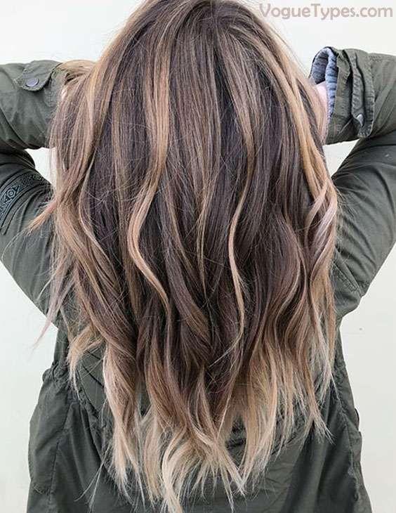 27 Cute Ideas To Spice Up Light Brown Hair Iluminacion De Cabello Cabello Y Belleza Estilos De Cabello