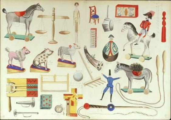 catalogue de jouets de 1882,