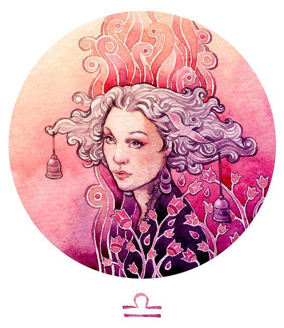 """- Libra -"" by Losenko Mila | Redbubble"