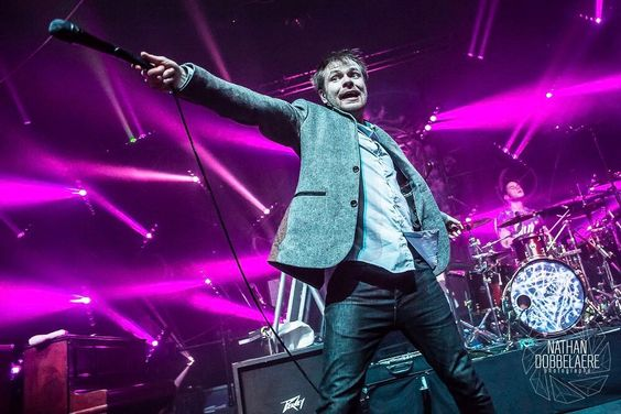 So happy with the fact that Enter Shikari's coming to Belgium again!! Probably going to try and join 2 or 3 dates on that tour. Who will I see there?! . . . . @roureynolds #entershikari #entershikarilive #mothership #trixonline #lacigale #concert #music #live #gig #concertphotography #concertphotographer #htbarp #photooftheday #teamcanon #canon #canon6d #lightroom #adobe