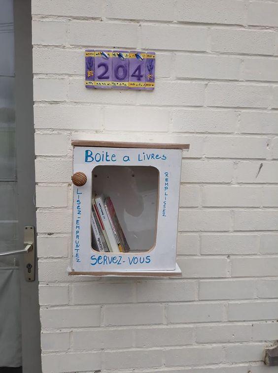 Boîte à livres Chievres 3