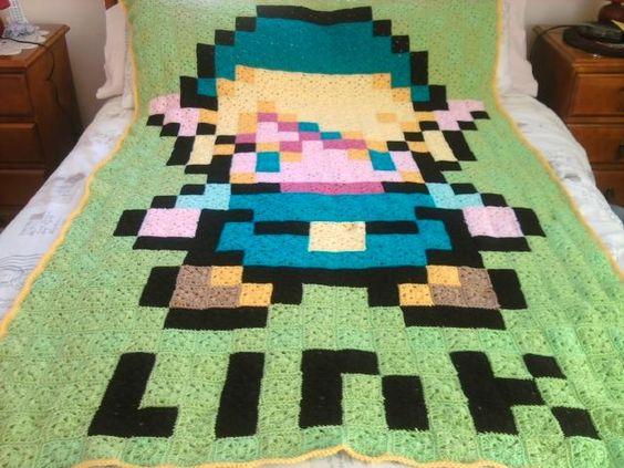 Link Blanket.