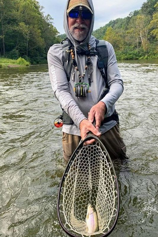 Best Fly Fishing In Oklahoma Mccurtain County Fly Fishing Trout Fishing Fish