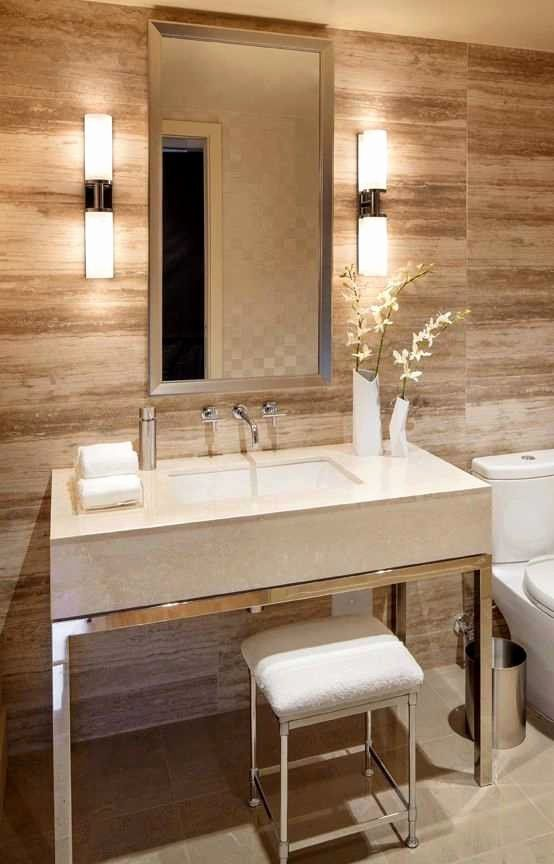 Bathroom Lighting Modern Design Elegant