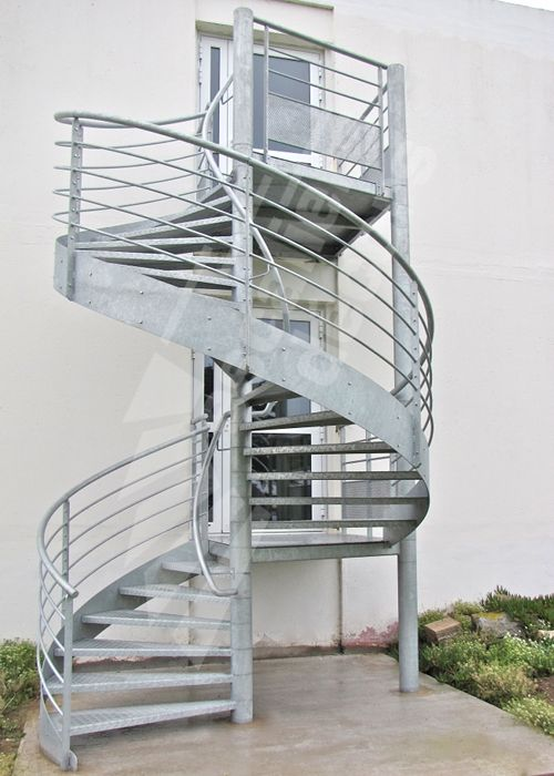 Pinterest the world s catalog of ideas - Plan escalier colimacon ...