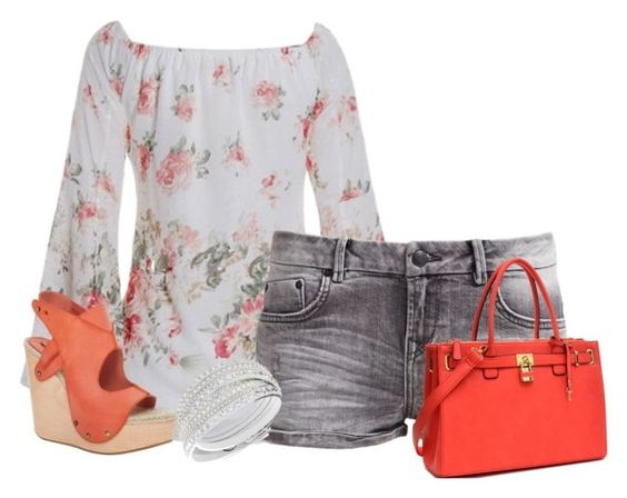 """""""Untitled #4187"""" by stephaniefb ❤ liked on Polyvore"""