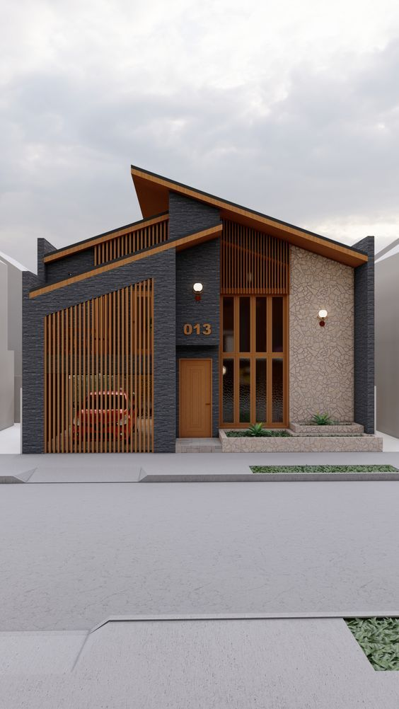 Pin By петр On таунхаус In 2020 Minimalist House Design Cool House Designs House Design