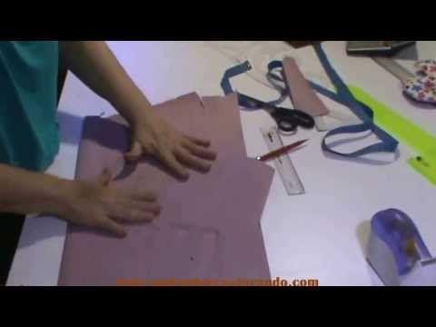 Curso Prático de Corte e Costura - Moda Íntima - YouTube