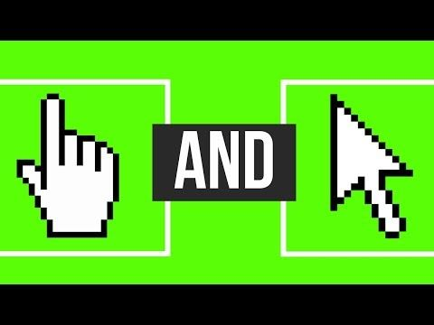 Clicking Mouse Pointer Sound Green Screen Youtube Greenscreen Mouse Pointers Pointers