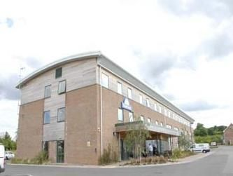 Suffolk Days Inn Haverhill United Kingdom, Europe Ideally located in the prime touristic area of Haverhill, Days Inn Haverhill promises a relaxing and wonderful visit. The hotel offers guests a range of services and amenities designed to provide comfort and convenience. To be found at the hotel are 24-hour front desk, facilities for disabled guests, luggage storage, Wi-Fi in public areas, car park. Each guestroom is elegantly furnished and equipped with handy amenities. The ho...