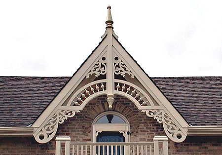 Victorian Ornaments And The Gables On Pinterest